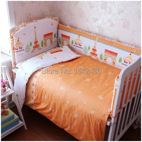 5 Pcs 100 Coton Enfant Bebe Enfants Ensemble De Literie Produit