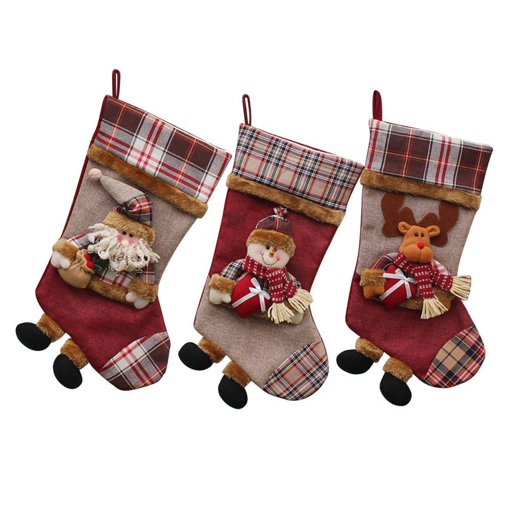 felt christmas stockings - Christmas Stockings