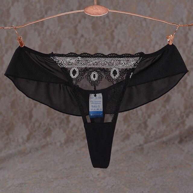 Moda família real do vintage de gaze transparente calcinhas femininas  perspectivity bordado confortável rendas tentação sexy 09dbb6fbf48