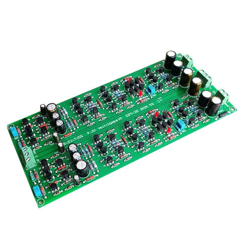 7 SC-7S2 Vorverstärker P7 Vollständig Trennung HIFI Rohr Vorverstärker Vakuum Rohr Phono Verstärker Basis Auf Marantz DIY Kits