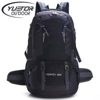 YUETOR 60l Ultralight Hiking Sport Bag Mochila Deporte Waterproof Nylon Camping Rucksack