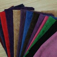1 5m Wide 100 Cotton Corduroy Velvet Sofa Fabric Handmade Diy Coat Pants Clothes 090