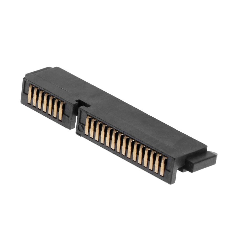 1 Pc Hard Disk Drive Interposer SATA Adapter <font><b>HDD</b></font> Connector for <font><b>Dell</b></font> Latitude <font><b>E6230</b></font> image