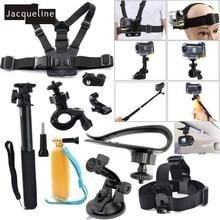 Жаклин для Украшения комплект набор для Sony Action Cam HDR AS50 AS20 AS200V AS30V AS300 AS15 AS100V AZ1 мини FDR-X1000V /w 4 К