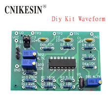 CNIKESIN Diy Kit Waveform Generator Set Electronics Assembly And Debug Support Package