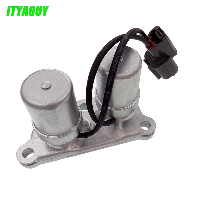 US $36 27 23% OFF| ITYAGUY Transmission Shift Control Lock up Solenoid  Valve use OE NO  28200 P4R 003 28200P4R003-in Valves & Parts from  Automobiles &