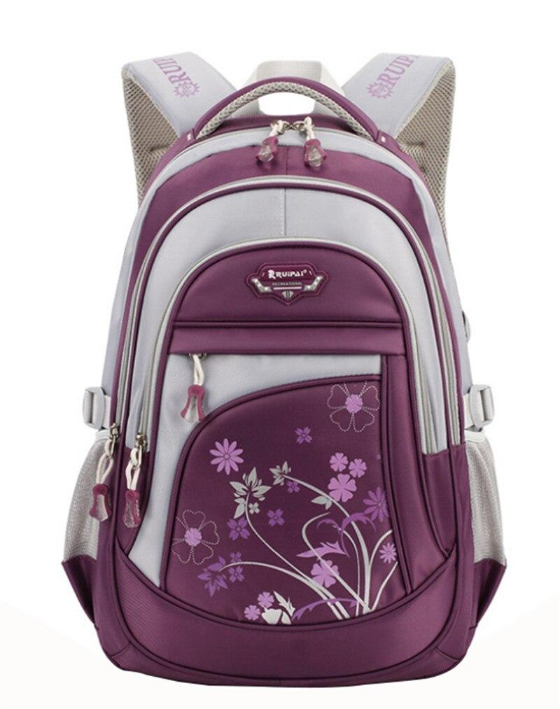 Bags for school on sale - Hot Sale Children School Bags For Girls Boys Kids Satchel Waterproof Orthopedic Backpack Schoolbag Book Bag Mochila Escolar