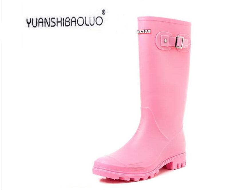 Popular Women Rain Boots Free Shipping-Buy Cheap Women Rain Boots ...