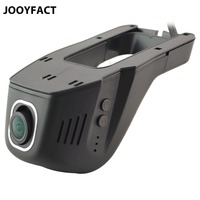 TCOL Novatek 96658 Sony IMX 322 Wide Angle 1080P Night Vision DVR WiFi APP Manipulation Universal