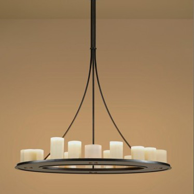 Modern Pendant Lamp Led Candle Chandelier Kevin Reilly Hemel Math Ring Lighting Innovative Small And Large