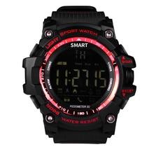 Смарт Часы EX16 Xwatch Спорт Bluetooth 4.0 5ATM Водонепроницаемый IP67 Smartwatch Браслет Секундомер Будильник ДОЛГОЕ ВРЕМЯ ОЖИДАНИЯ