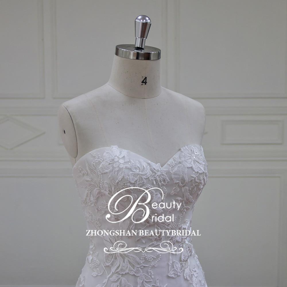 Eslieb Elegant personalizat făcut Vestidos De Novia rochii de - Rochii de mireasa - Fotografie 5