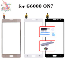 For Samsung Galaxy On7 G6000 SM-G6000 5.5″ LCD Touch Screen Sensor Display Digitizer Glass Replacement