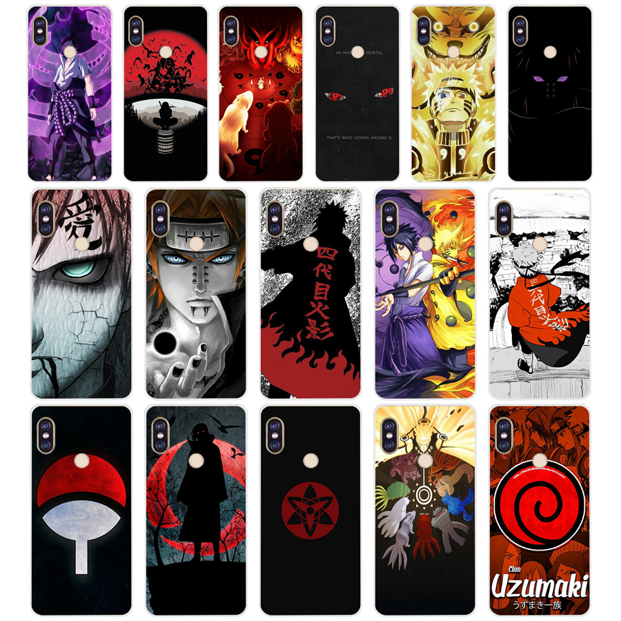 Cover Phone-Case Xiaomi Redmi Soft-Silicone 5-Plus For 6-pro/Note/6-pro/.. Naruto Tpu