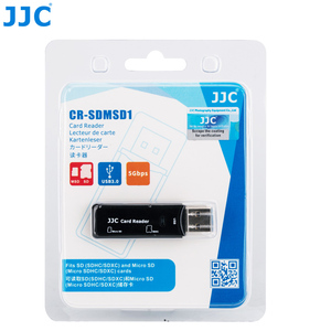 Image 5 - JJC 5Gbps USB 3.0 Camera Memory Card Reader SD/Micro SD/TF/SDHC/SDXC Readers for Win98/ME/2000/XP/WIN7/Mac OS