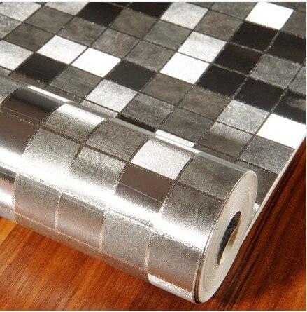 Online get cheap mirror paper rolls for Cheap wallpaper rolls