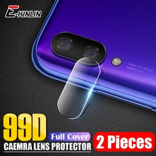 Back Camera Lens Screen Protector Film Tempered Glass For XiaoMi Mi 9T 9 SE 6X A2 Lite A3 Redmi Note 8 7 5 6 Pro PocoPhone F1 все цены