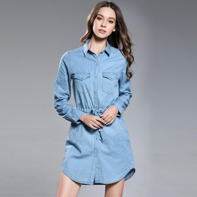 Ver vestidos de jeans