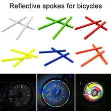 ; Каблук 12 шт./пакет велосипедные отражатель на колесо Светоотражающая в форме большого носка HV99