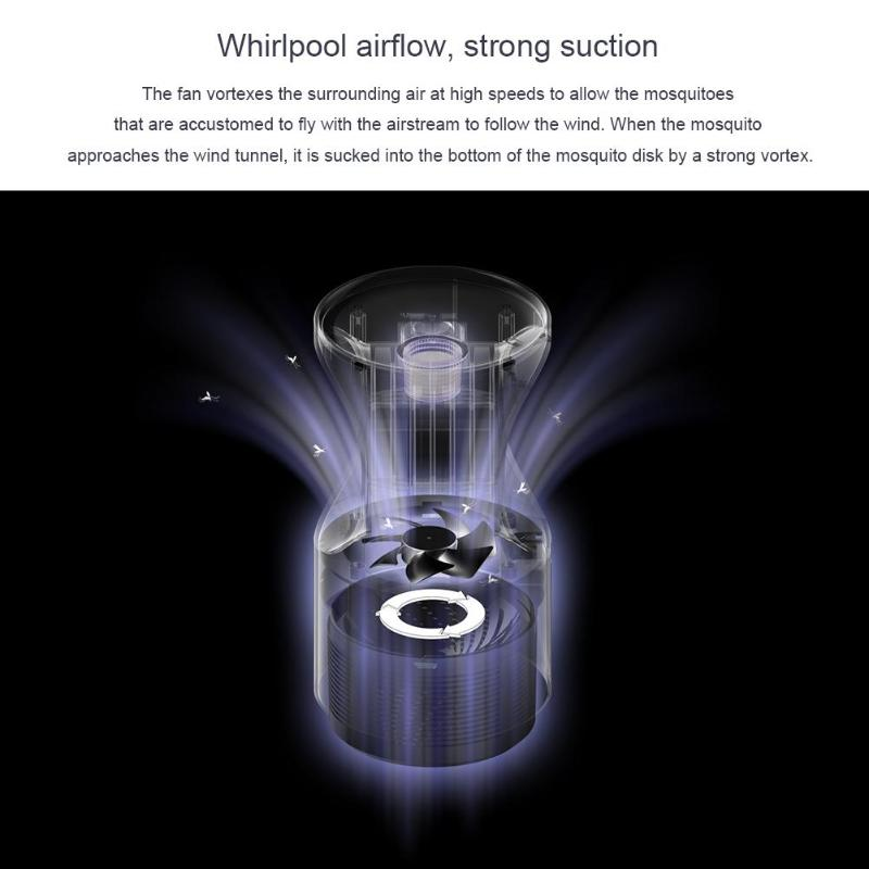 3Life 203 LED Electronic Mosquito Killer insect trap lamp Bug Repellent Indoor Use Lamp Kids Baby Sleep Security in Night 4