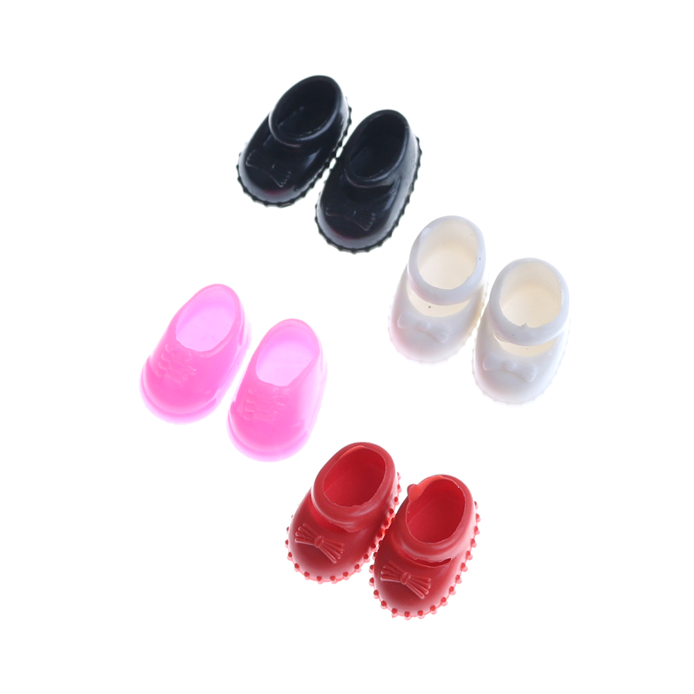 20pairs Multi-Style Cute Mini Doll Shoes Colorful Assorted Shoes For  Doll With Different Styles Fashion