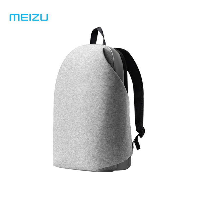 Image 3 - Original Meizu backpacks Waterproof School Backpack brief style Large Capacity Student Bags Laptop For iPad Macbook bag-in Bags from Consumer Electronics
