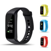L30T Smart Band Цвета TFT-LCD Экран динамического сердечного ритма Мониторы Фитнес трекер Bluetooth SmartBand браслет для iOS и Android