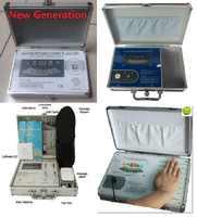 Buena calidad nuevo masajeador de cuerpo analizador en inglés, español o otros idiomas versión DHL envío gratis