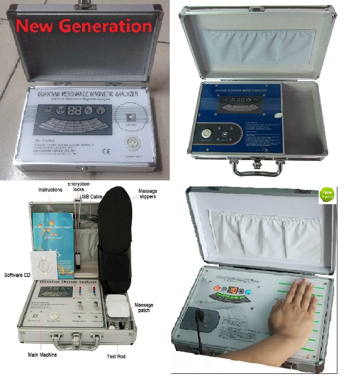 Good Quality New Massager Body Analyzer in English Spanish or other Languages Version DHL Free ShippingGood Quality New Massager Body Analyzer in English Spanish or other Languages Version DHL Free Shipping