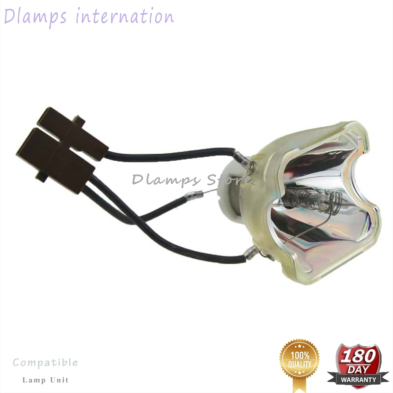 High Quality VT80LP Projector Bare Lamp / Bulb For NEC VT48 VT48+ VT48G VT49 VT49+ VT49G VT57 VT57G VT58BE VT58 VT59-in Projector Bulbs from Consumer Electronics