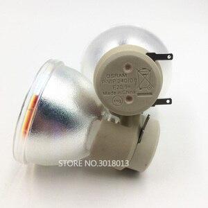 Image 2 - 100% ampoule de projecteur dorigine lampe W1070 W1070 + W1080 W1080ST HT1085ST HT1075 W1300 P VIP 240/0.8 E20.9n 5J.J7L05.001 pour BENQ