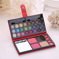Professional Matte Eyeshadow Palette Blush Lip Gloss Eyebrow Powder Makeup Lot With Bag Beauty Girl Cosmetic Set Kit