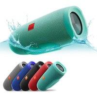 VITOG Bluetooth Speaker 4.0 Wireless Portable speaker Super Bass Waterproof IPX7 Loudspeaker with Mic for charge 3 speaker