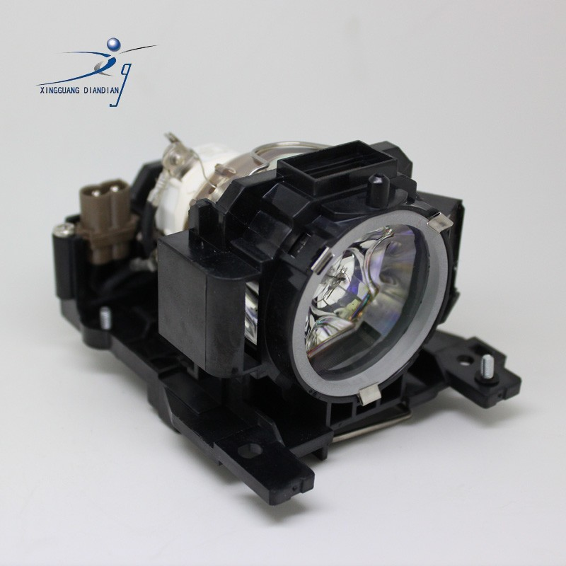 projector lamp bulb DT00911 for Hitachi CP-X201 CP-X206 CP-X301 CP-X306 CP-X401 CP-X450 CP-WX401 compatible lamp with housing compatible projector lamp bulb dt01151 with housing for hitachi cp rx79 ed x26 cp rx82 cp rx93