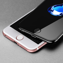 Full Cover Screen Protector Film For iphone 7 Glass 3D Protective Guard For iphone 6s 6 Plus Glass