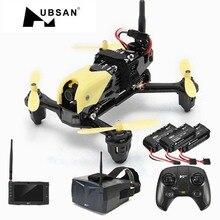Hubsan H122D X4 5,8G мульти-батарея версия FPV 720 P Камера Micro гоночный RC камера для квадрокоптера, дрона очки совместимы Fatshark