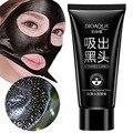 Cabeça preta Lama Máscara Facial Rosto Cuidados Com A Pele Sucção Nariz Blackhead remover Acne Tratamento Cravo Peeling Máscaras Peel off