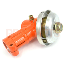 New Universal 26mm 9 Teeth (Spline) Orange Color Gear Case Trimmer Head For Most Brush Cutter