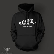 Free Shipping evolution foot ball men unisex pullover hoodie heavy hooded sweatershirt 800g organic cotton fleece