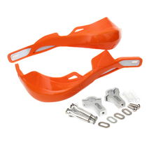 цена на Motorcycle Handguard 22mm Handlebar Hand Guards Protector For KTM SX SX-F EXC EXC-F XC XC-W 125 200 250 300 350 450 500 530