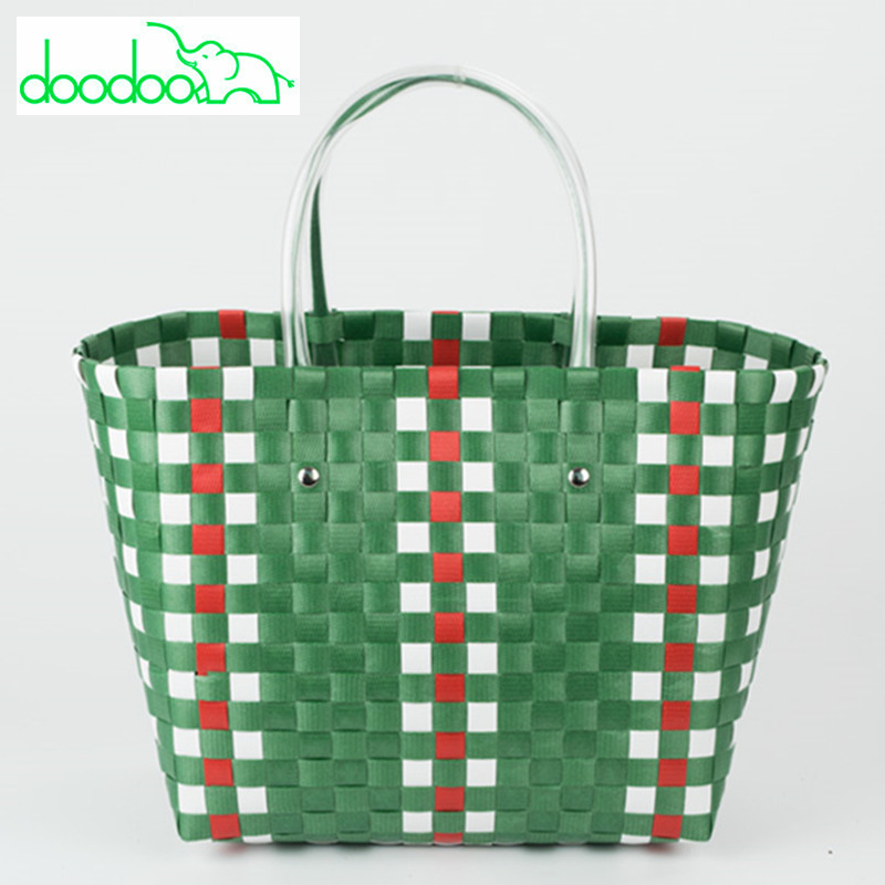 Fashion Luxury Premium Faux Leather WOVEN Tote Bag High Quality Handbags Candy Color Women Shoulder Bags Purse Handbag Cloe Bags купить в Москве 2019