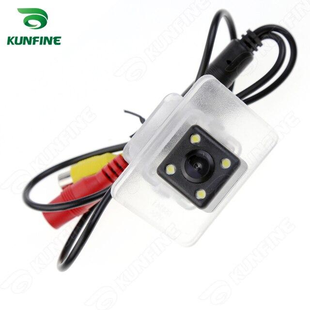 HD CCD Car Rear View Camera for  Kia K5 2012 car Reverse Parking CAMERA Reversing Night Vision Waterproof KF-V1127