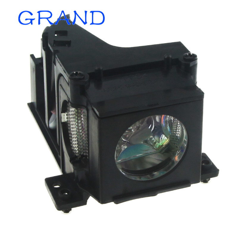 POA-LMP107 Replacement projector lamp with housing for SANYO PLC-XE32 PLC-XW50 PLC-XW55 PLC-W55A/XW56; LC-XA20/XB21A HAPPY BATE replacement projector lamp bulbs with housing poa lmp59 lmp59 for sanyo plc xt10a plc xt11