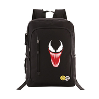 Men Casual Backpack Marvel Spideman School Bags for Boys Student School Bags travel Shoulder Laptop Bags