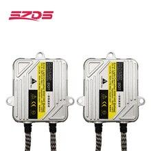 SZDS 9005 HB3 9006 HB4 H1 H3 H7 H8 H9 H11 881 880 55 W سيارة ضوء HID زينون الصابورة السيارات كشاف أمامي للضباب