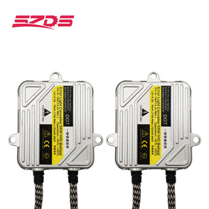Image 1 - SZDS 9005 HB3 9006 HB4 H1 H3 H7 H8 H9 H11 881 880 55 W سيارة ضوء HID زينون الصابورة السيارات كشاف أمامي للضباب