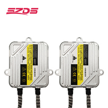 SZDS 9005 HB3 9006 HB4 H1 H3 H7 H8 H9 H11 881 880 55W Car Light HID Xenon Ballast Auto Headlight Fog Light