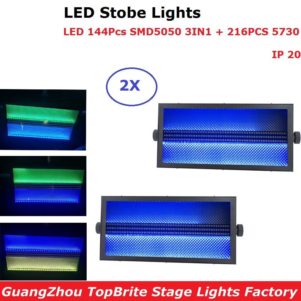 Us 300 0 Free Shipping Atomic Rgb Full Color Martin Stage Strobe Lighting Dmx Super Light Ip20 Good For Dj Disco Shows Projector In