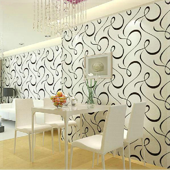 Hervorragend 3d Abstract Wallpapers Modern Wallpaper Embossed PVC Background Wall  Wallpaper For Living Room Tapete 3d