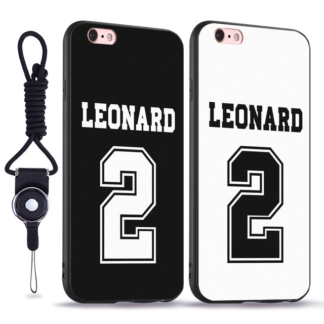 separation shoes 13796 fa377 US $3.99 |Kawhi Leonard Fashion soft coque silicone TPU phone case cover  bag For Apple iPhone 5 5S SE 6 6S 6Plus 6sPlus 7 7Plus 8 8Plus X-in Fitted  ...